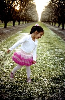 my little almond blossom by Junior Sierra