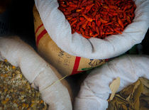 Middle-East spices by Juan Carlos Lopez