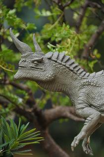 Dinosaur Poster by Tamás Varga