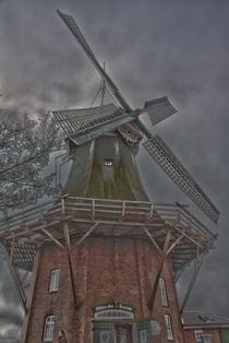 Windmühle Greetsiel von michas-pix