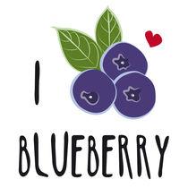 I LOVE Blueberry von neronera