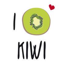 I LOVE Kiwi by neronera