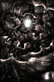 Angeli Defecerunt von Daniel Porras