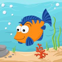Fisch by Michaela Heimlich