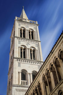 Cathedral Tower, Zadar by Christopher Waddell