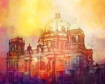 Berliner Dom von Lutz Baar