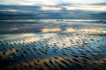 Ripples at Formby by Wayne Molyneux