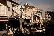 streets of Tel Aviv, Israel von yulia-dubovikova