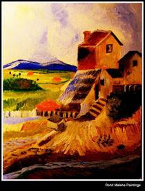 Old Mill von ROHIT MALSHE