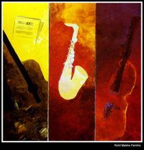 Three instruments von ROHIT MALSHE