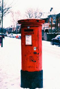 Post box by Giorgio Giussani