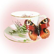 Flutter cup by sharon lisa clarke