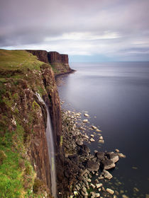 Scotland: Kilt Rock by Nina Papiorek