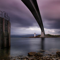 Skye Bridge II by Nina Papiorek