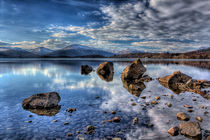 Milarrochy Bay Loch Lomond by Paul messenger