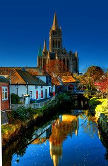 Truro Cathedral von Christine Fitzgerald