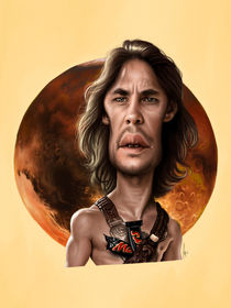 "JOHN CARTER OF ""MARS"" by Alex Gallego"
