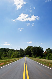 Long Road Ahead by William Twitty