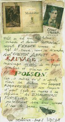 Maldoror - Page 1 by Luca Piccini