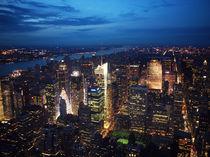 NYC: Times Square by Nina Papiorek
