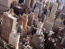 NYC: Skyscraper by Nina Papiorek