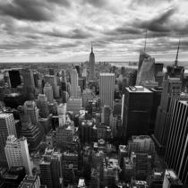 NYC: Skyline by Nina Papiorek