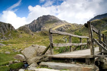 Bridge at Tryfan by Wayne Molyneux