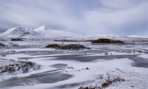 Rannoch Moor by Sam Smith