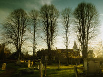 St Andrew's Church by Nigel  Bangert