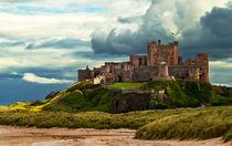 Bamburgh-castle-cloudy