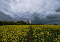 Aythorpe Roding Windmill von Nigel  Bangert