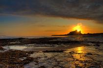 Bamburgh-sunrise