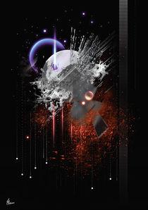 'The surreal galactic' von Maciej  Zumirski