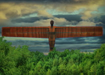 Angel Of The North von sandra cockayne