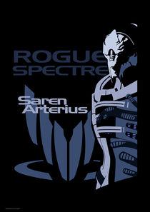 Mass Effect: Saren Arterius von Anna Khlystova