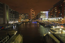 Clarence Dock, Leeds City by sandra cockayne