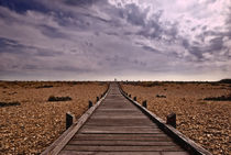 Boardwalk by Nigel  Bangert