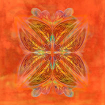 Ornament Orange von claudiag