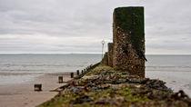 Portobello Sea Defences by Buster Brown Photography