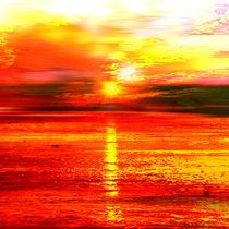 Abendsonne von Matthias Rehme