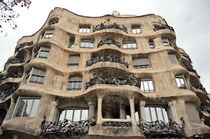 Casa Mila La Pedrera, Barcelona  von Tanja Krstevska