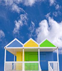 beach huts von meirion matthias