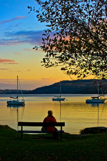watching the sun go down by meirion matthias