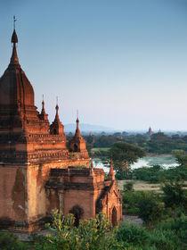 Temples of Bagan von Nina Papiorek