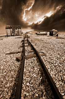 rails to the horizon by meirion matthias