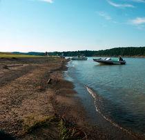 Green River Lake Shoreline von Sandra Woods