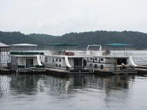 Houseboatsoncumberlandlakemarina