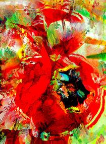 Tulpenabstraktion von Matthias Rehme