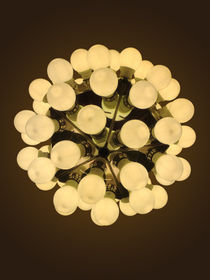 Light cluster 2 by stewart lucking
