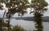 Cumberland Lake Vista by Sandra Woods